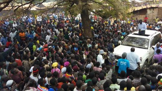 FDC Campaign Rally 090116