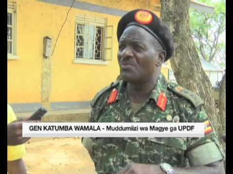 Gen Katumba Wamala