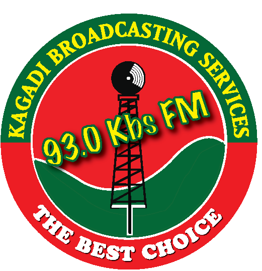 Kagadi Broadcasting Service Logo