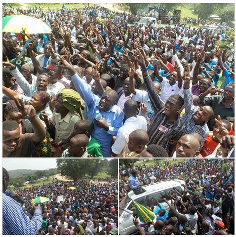 Kiruhura District Kazo Sub County FDC Campaign 29.01.2016