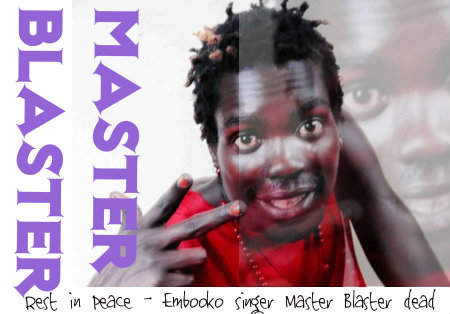 Master Blaster RIP
