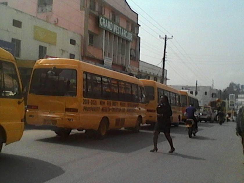 Mbarara Buses 12.01.2016