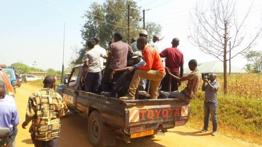 Nakaseke Police 04.01.2015 P2 FDC