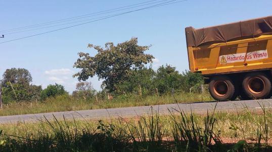 Nakasongola 2015 Oil - Waste 3.2.2016