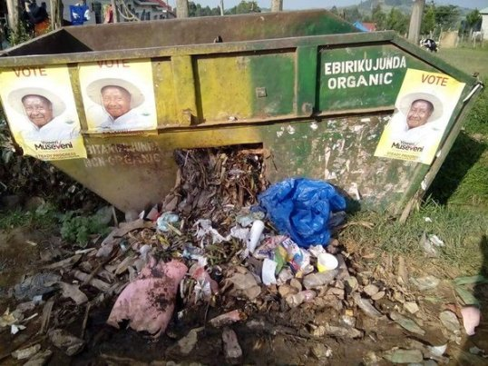 NRM Dumpster Posters