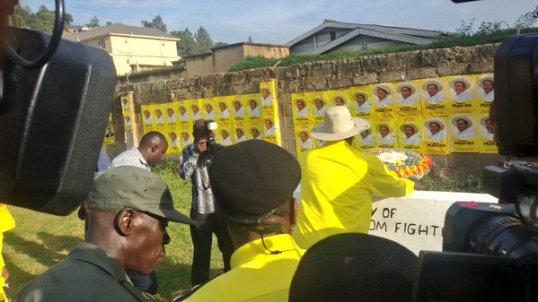 NRM Kabale 4.1.2016 Campaign P1