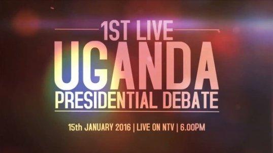 NTV Uganda Presidential Debate 2016