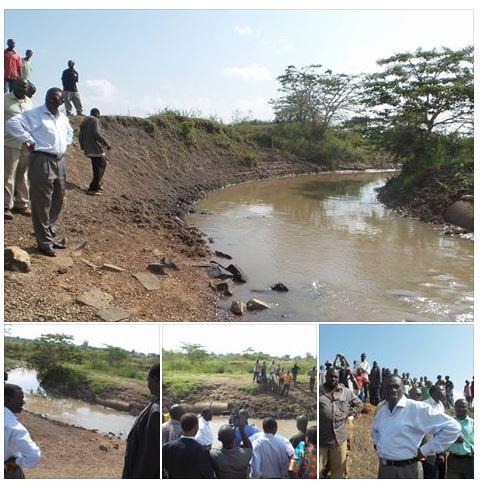 River Okikolo FDC 13.01.2016