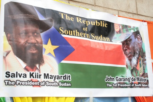Salva Kiir Poster
