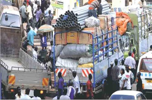 Ugandas business community