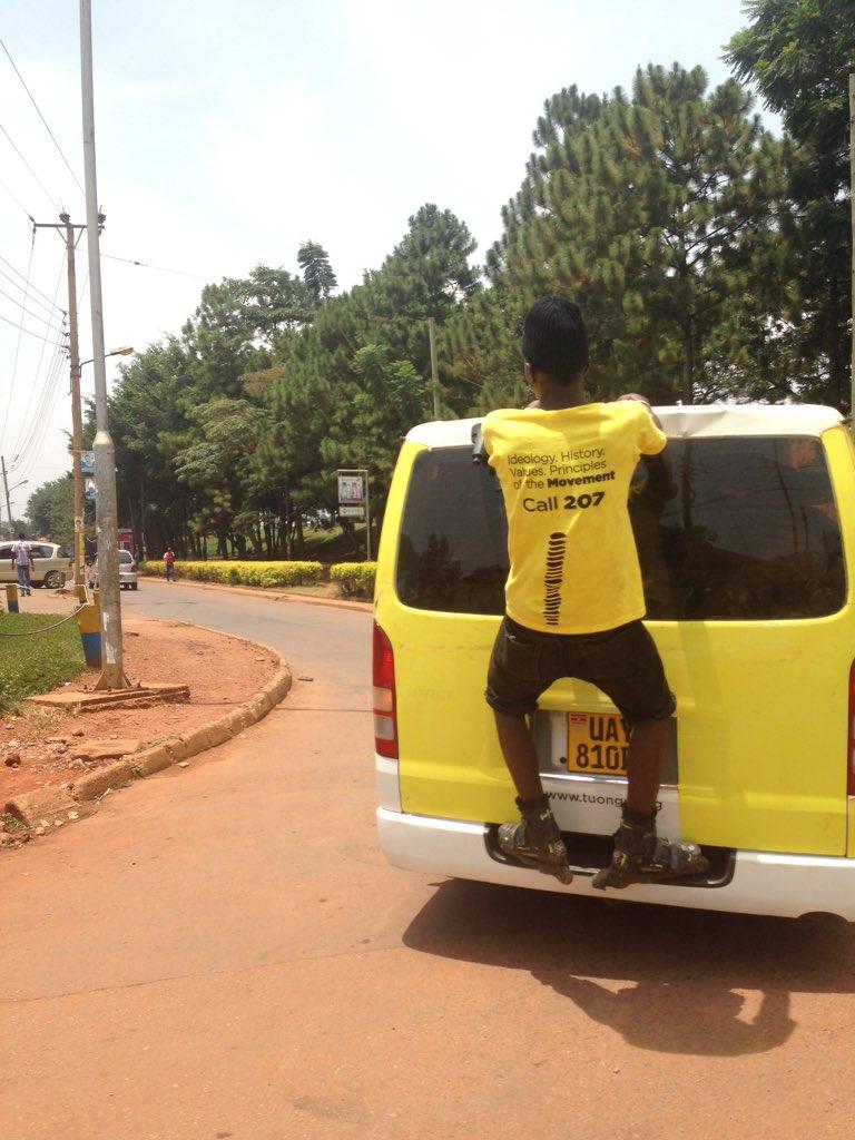 23.02. NRM Celebrates Kampala