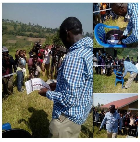 Besigye 18.02.2016