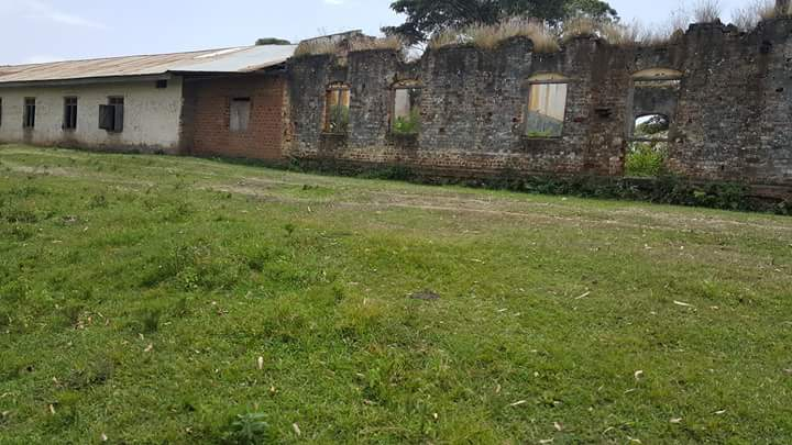 Bupoto Primary School in 10.02.2016
