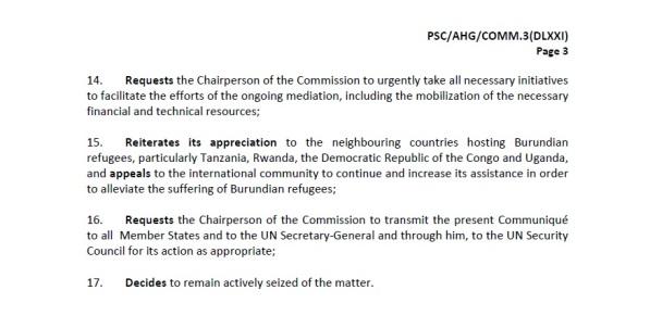 Burundi PSC JC P4 06022016