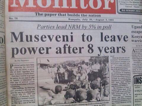 Daily Monitor 1993