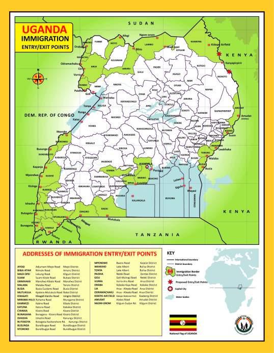 DCIC Map