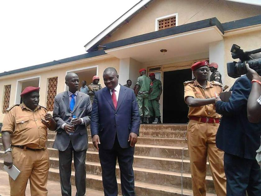 Erias Lukwago Makindye Military Court
