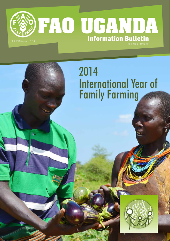 FAO Uganda Information Bulletin January 2014