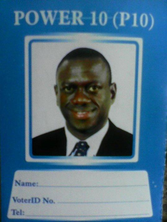 FDC P10 Card