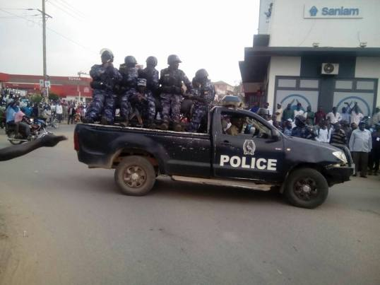 FDC Police in Mbarara 02.02.0216 P1