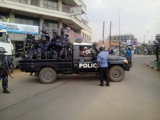 FDC Police in Mbarara 02.02.0216 P2