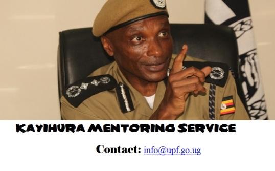 Kayihura Mentoring Service