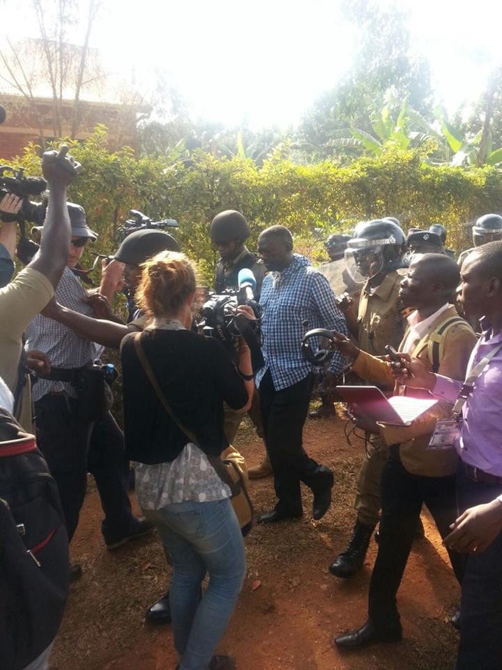 KB Naggalama Police 25.02.2016