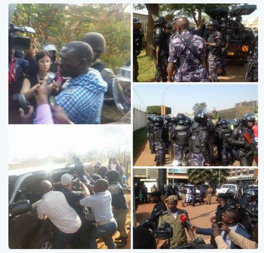 Kizza Besigye 22.02.2016