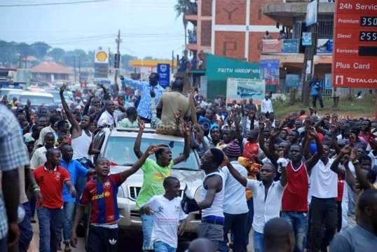 Kizza Besigye 28.02.2016 P2