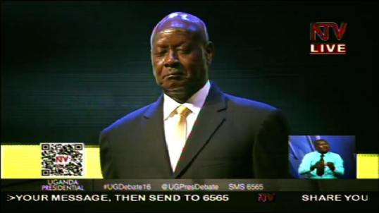 Museveni Debate16