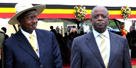 Museveni Mbabazi