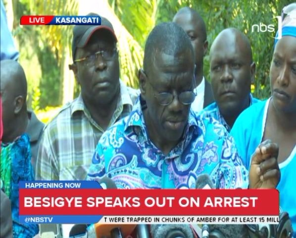 NBS Besigye 16.02.2016