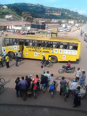 NRM Bus