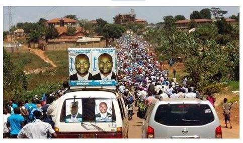 Ntinda to Kyambogo 16.02.2016