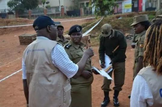 Obansanjo Uganda 2016