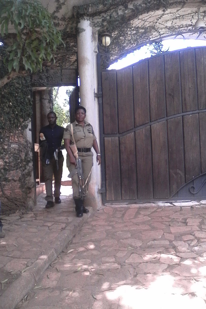 Police KB Kasangati 22.02.2016