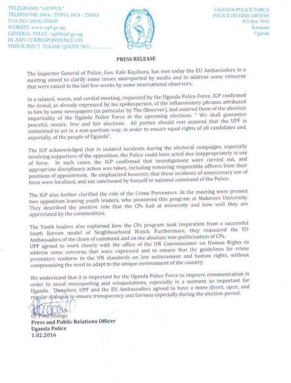Press Release UPF 01.02.2016 P2