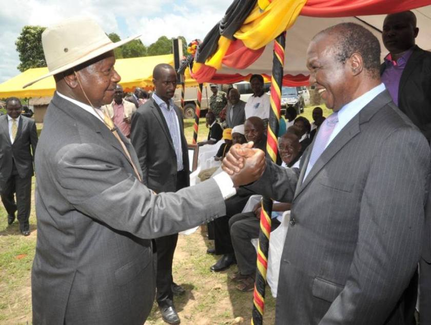 Ssemogerere Museveni