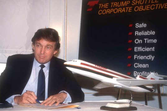 Trump Shuttle