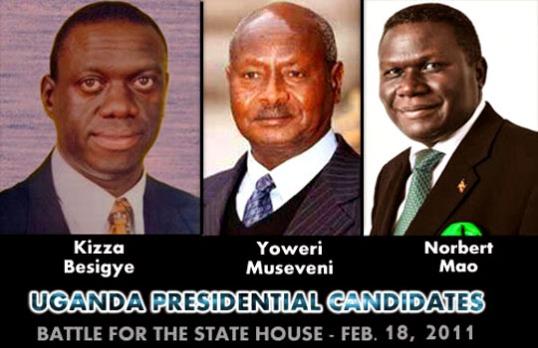Uganda Election 2011 P2