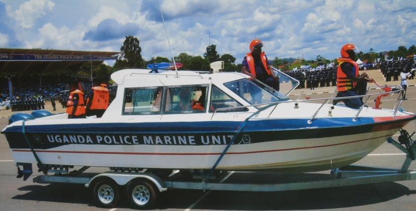 Uganda Police Marine Unit