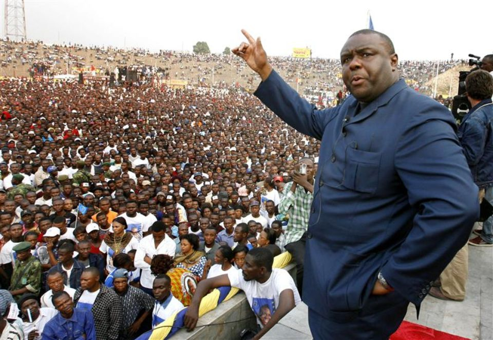 214850-congo-democratic Bemba 2006