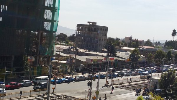 Addis Taxi Strike 2016. Gas Quejpg
