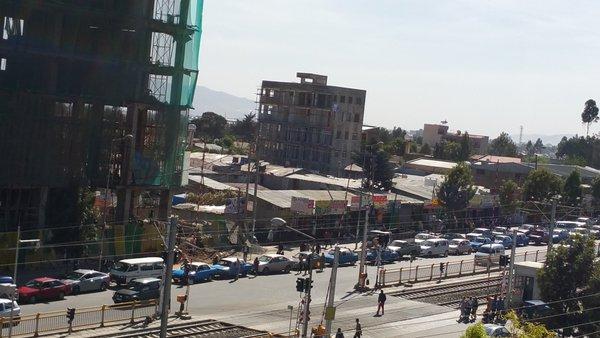 Addis Taxi Strike 2016. Gas Quejpg