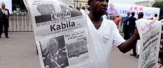 Congo Headlines Paper