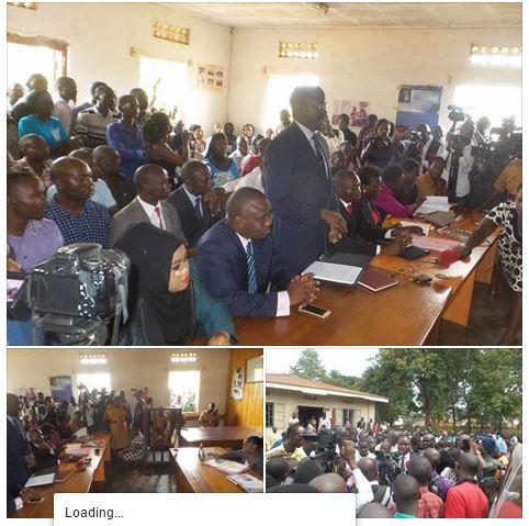 Kasangati Court 21.03.2016