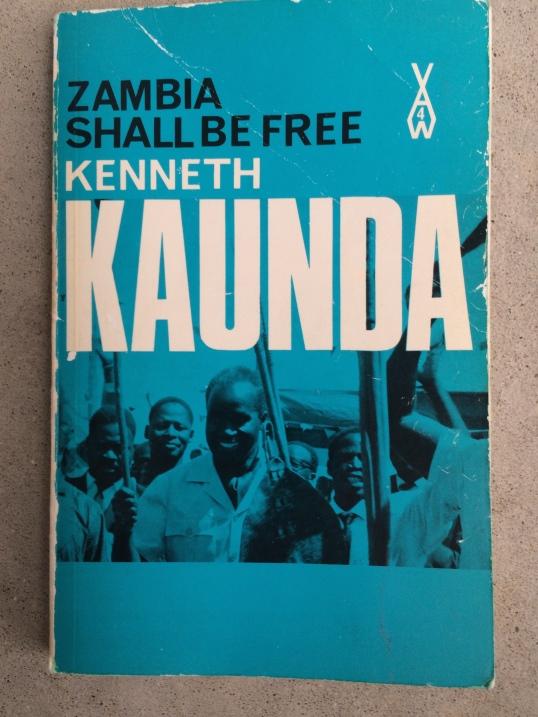 Kaunda Book