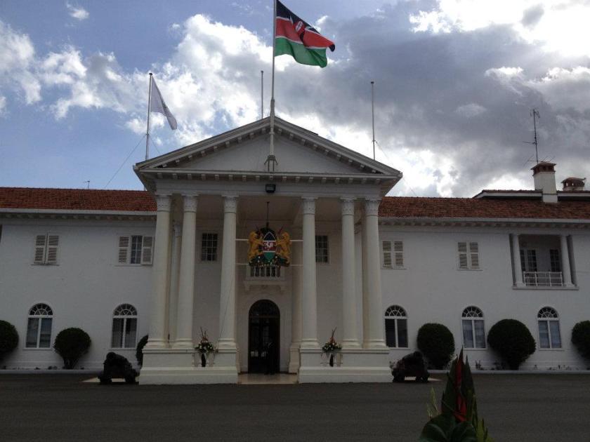 State House Kenya
