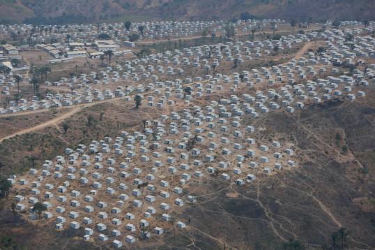Lusenda Burundi Refugee Camp