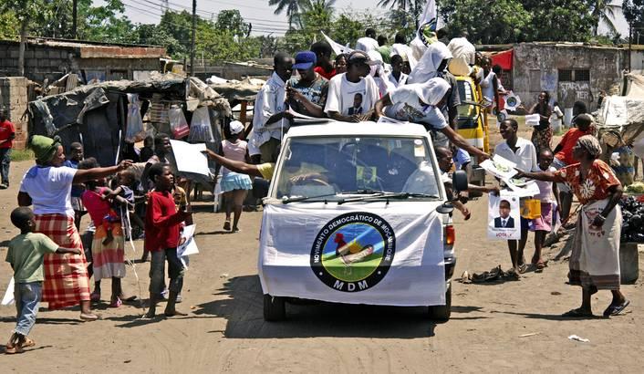 MDM Campaign Mozambique